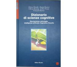 Dizionario di scienze cognitive - Aa. Vv. - Editori Riuniti - 2000 - G