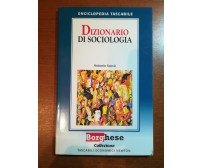 Dizionario di sociologia - Antonio Saccà - Newton - 1996 - M