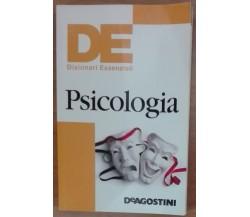 Dizionario essenziale di psicologia - AA.VV. - De Agostini,2004 - A