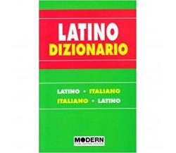 Dizionario latino-italiano, italiano-latino [Apr 05, 2002]