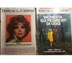 Domenica del Corriere n.3/1969 - n.3/1970 di Aa.vv.,  1969,  Corriere Della Sera