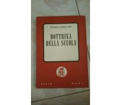 Dottrina Della Scuola - AA.VV - U.C.I.I.M - 1956 -M