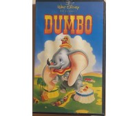 Dumbo VHS di Aa.vv.,  1941,  Walt Disney