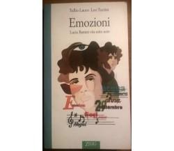 EMOZIONI Lucio Battisti vita mito note - ED. ZELIG, 1995 - L