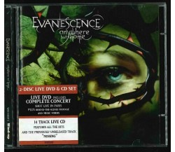EVANESCENCE Anywhere But Home - 2003,  Wind-up Records