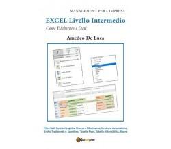 EXCEL Livello intermedio  di Amedeo De Luca,  2019,  Youcanprint  - ER