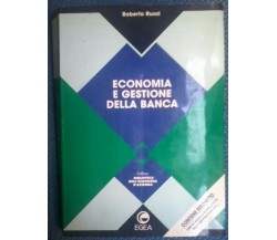 Economia e gestione della banca + floppy disk - Ruozi - Egea, 1997 - L