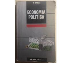 Economia politica di A. Sanna,  1990,  Tramontana