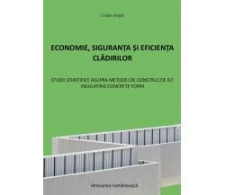 Economie, siguranta si eficienta cladirilor di Cristian Angeli,  2020,  Youcanpr