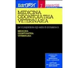 Editest. Esercizi per la preparazione agli esami di ammissione in medicina....