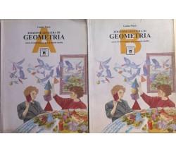 Edizione leggera di geometria A+B+schede  di verifica di Guido Marè, 1999, Monda