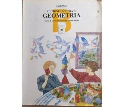 Edizione leggera di geometria B di Guido Marè, 1995, Arnoldo Mondadori