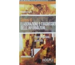 Elaborazione e trasmissione delle informazioni di Pasquale Levi,  Hoepli  - ER