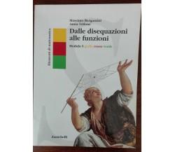 Elementi di matematica - Massimo Bergamini, Anna trifone - Zanichelli,2007 - A