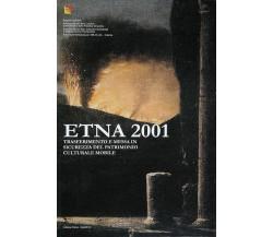 Emergenza Etna 2001: trasferimento e messa in sicurezza del patrimonio cultur.
