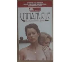 Emmanuelle - Emmanuelle Arsan - Bompiani,1979 - A