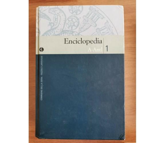 Enciclopedia A-Antl 1 - Larousse - 2003 - AR