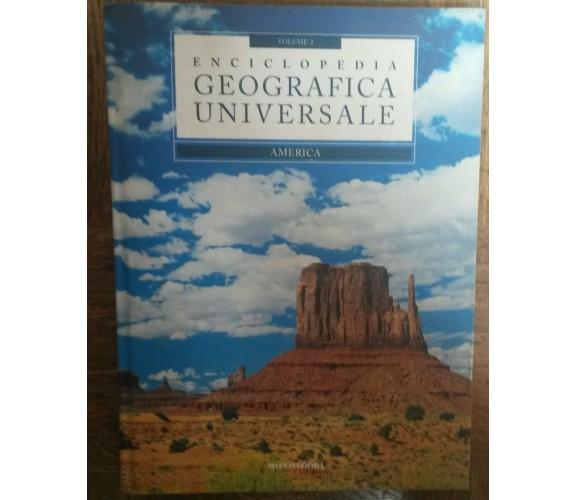 Enciclopedia Geografica Universale Vol.II - AA.VV. - Mondadori,2007 - R
