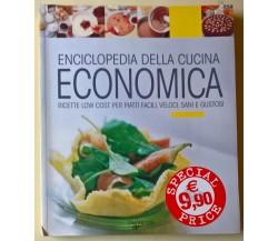 Enciclopedia della cucina economica - 2009, De Vecchi - L