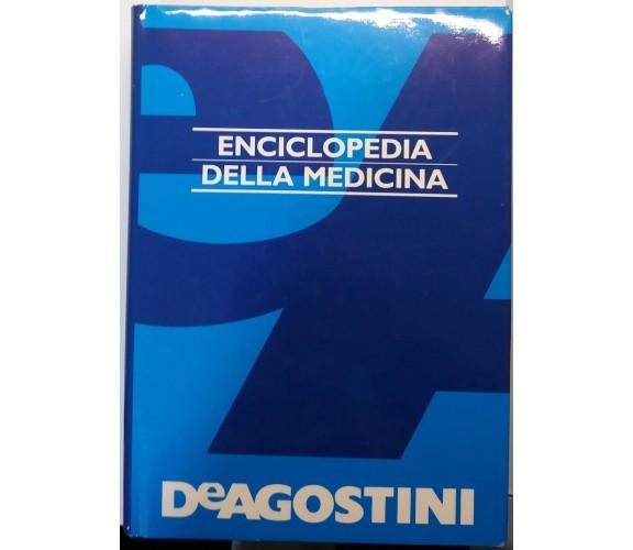 Enciclopedia della medicina - DeAgostini - 1995 - G