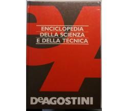 Enciclopedia della scienza e della tecnica - De Agostini - 1995 - G
