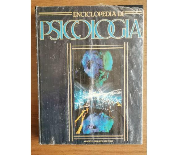 Enciclopedia di psicologia 8 - AA. VV. - Peruzzo editore - AR
