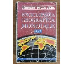 Enciclopedia geografica mondiale A-I - AA. VV. - De Agostini - 1995 - AR