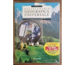 Enciclopedia geografica universale 1 - Mondadori - 2007 - AR