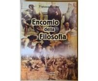 Encomio della filosofia - Francesco Lusciano - 2001, Think Adv - L