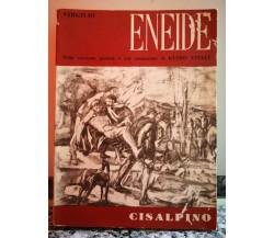 Eneide di Virgilio,  1967,  Cisalpino-F