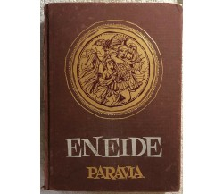 Eneide di Virgilio di Adriano Bacchielli,  1963,  Paravia