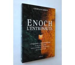 Enoch l'entronauta - Giordano Berti - Armenia editore, 2000