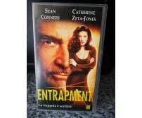 Entrapment - vhs -1999 - medusa film -F