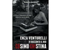 Enza Venturelli. Vi racconto il mio Cosimo Cristina, Roberto Serafini,  2015