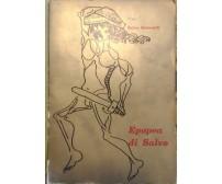 Epopea di Salvo  di Salvo Grimaldi,  1973,  Presso L'Autore