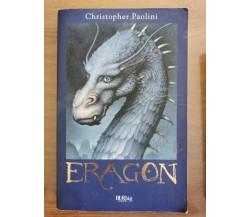 Eragon, l'eredità - C. Paolini - Rizzoli - 2012 - AR