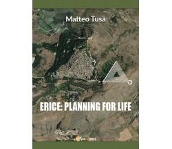 Erice: planning for life - Matteo Tusa,  2017,  Youcanprint