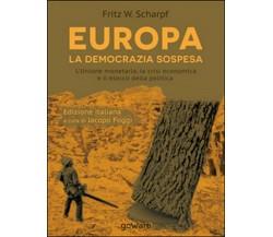 Europa. La democrazia sospesa. L'unione monetaria, la crisi economica