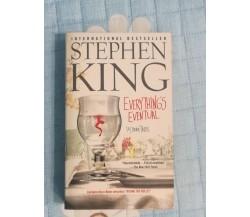 Everything's Eventual di Stephen King,  2002,  Pocket Books - SM