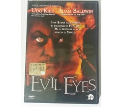 Evil Eyes - Mark Atkins - Enrico Pinocci - 2004 - DVD - G