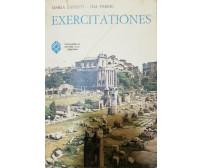 Exercitationes di Maria Zanetti, Ida Fabbri, 1974, Paccagnella Editore -D