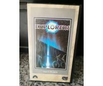 Explorers - vhs - 1985 - Univideo -F