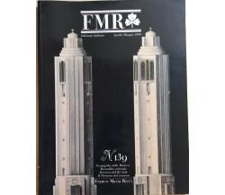 FMR n.139 di Franco Maria Ricci, 2000, Fmr Magazine
