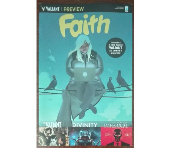 Faith - AA.VV. - Star Comics, 2016 - A