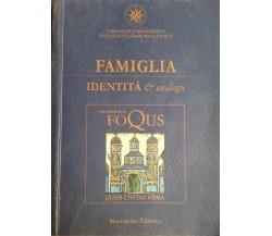 Famiglia - AA.VV - Massimino - 2003 - M
