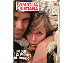 Famiglia cristiana n.6/1975 di Aa.vv.,  1975,  Edizioni San Paolo