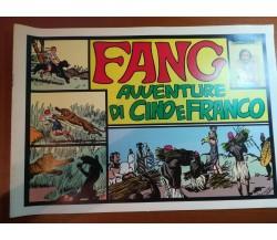 Fang - Cino e Franco - nerbini - 1935 - M