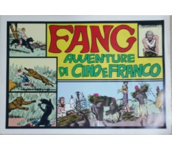 Fang, le avventure di Cino e Franco - Aa. Vv. - Nerbini - G