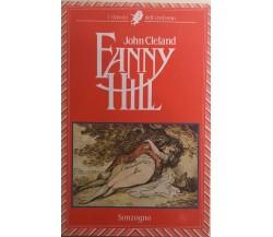 Fanny Hill di John Cleland, 1986, Sonzogno
