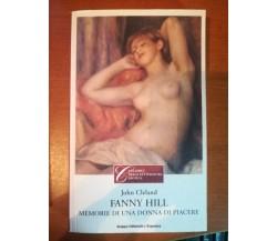 Fanny hill - John Cleland - L'espresso - 2003 - M